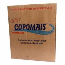 Copo Plastico Descartavel P/agua 180ml - Cx.c/2500 Un