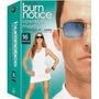 Box Burn Notice Operação Miami - Série 4 Temporadas 16 Dvds