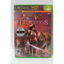 Kingdom Under Fire Heroes - Xbox Original Lacrado Americano