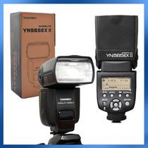 Flash Para Canon Speedlight Yongnuo Yn-565exii E-ttl - Novo