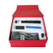 Super Caneta Laser Pointer Verde 10000mw + 1 Bateria Gratis