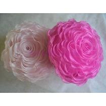 Almofadas Decorativas Rosa