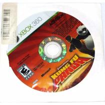Jogo Dream Works Kung Fu Panda Para Xbox 360 A5599