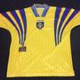 Camisa Seleção Suécia 1996