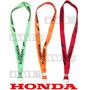 Leve 3 Chaveiro Honda Cordão Moto - Da Moda!