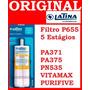 Refil Latina Original Purifive Vitamax Pn535 Pa371 Pa375