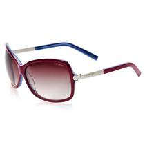 Óculos Triton Hpc090 - Feminino Rosa C/ Azul - 12x Sem Juros