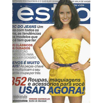 Estilo De Vida 64 * Fernanda Vasconcellos * Adrien * Haydt