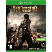 Xbox One: Dead Rising 3 - Jogo Original Novo