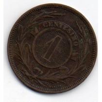 1 Centesimo De 1869