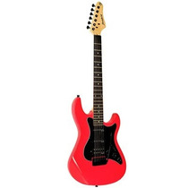Guitarra Strinberg Egs267 Strato Humbucker - Pink