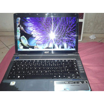 Notebook Acer Aspire 4736z 4gb 250hd 499,99