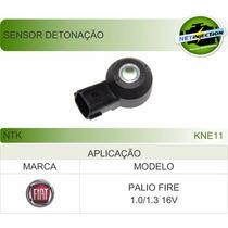 Detonação Fiat Palio Fire 1.0/1.3 16v Kne11
