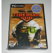 Command & Conquer Tiberiun Sun | Estratégia | Pc | Original