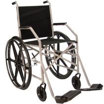Cadeira De Rodas Pronta Entrega - 1009 Pneu Maciço