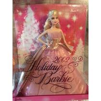Barbie Colecionavel Holiday 2009 Collector Edition