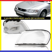 Lanterna Dianteira Pisca Seta Vectra 97 98 99 2000 Cristal