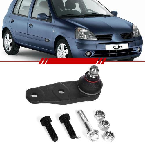Pivô Inferior Bandeja Dianteira Clio Hatch Twingo 2010 A 94