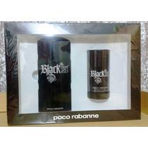 Kit Black Xs Paco Rabanne Perfume 100 Ml + Desodorante 75 Ml