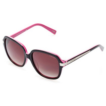 Óculos Triton Hpc168 - Feminino Preto C Rosa - 12x Sem Juros