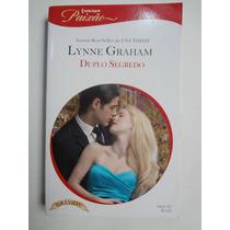 Livro Harlequin Paixão Duplo Segredo Lynne Graham Nº 333