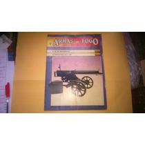 Revista Coleção Armas De Fogo