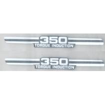 Emblema Rd350 Tampa Lateral Yamaha (par)