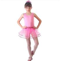 Fantasia Infantil Carnaval Bailarina G (10-12 Anos)