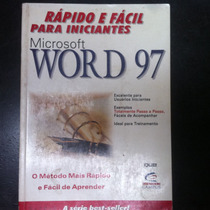 Microsoft Word 97 - Rapido E Facil