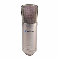 1 Microfone St-01 + 1 Pedestal