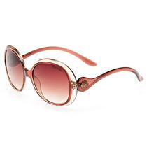 Óculos Triton P10501 - Feminino - Marrom - 12x Sem Juros