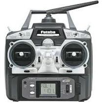 Radio Controle Futaba 6ex Com Receptor E Carregador