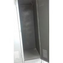 Armario De Aço Para Vestiario Com 8 Portas Usado