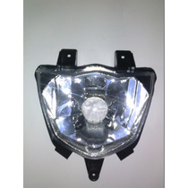 Farol Bloco Optico Yamaha Xtz 125 2009 Até 2014