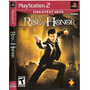Jogo Jet Li Rise To Honor Greatest Hits Para Ps2 A6660