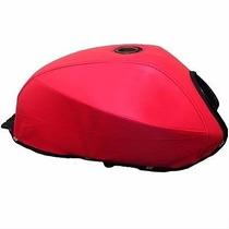 Capa Protetora De Tanque Titan 150 2009 Em Diante Vermelha