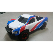 Turnigy Trooper Sct 4x4 Short Course Truck Com Rádio 2.4ghz