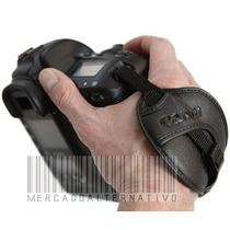 Hand Grip Strap Canon E1 Suporte Alça Mão D30 D60 10d 20d 5d