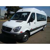 Sprinter 515 Van Luxo Executiva 20+1 2014 0km