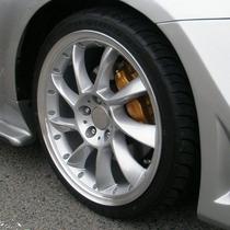 Roda Mercedes Modelo Lorinser Aro 19