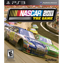 Nascar 2011 The Game Playstation 3 - Midia Fisica