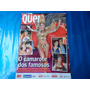 Revista Quem Acontece Camarote Dos Famasos 2015 Envio Grátis