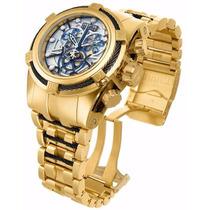 Relógio Invicta 13758 Bolt Reserve Skeleton Frete Grátis.