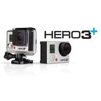 Gopro Camera Hero3+ Silver Edition Full Wi-fi Hd Go Pro