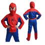 Fantasia Homem Aranha Infantil Spiderman Pronta Entrega!
