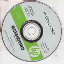 Cd De Instalação Para Impressora Hp Officejet J3600