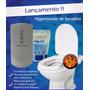 Higienizador De Vazo Sanitario Antiss�ptico 70%
