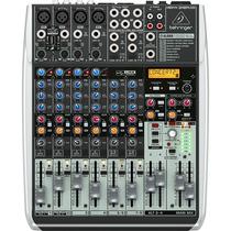 Mesa De Som Behringer Xenyx Qx1204 Usb Mixer
