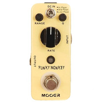 Pedal Mooer Funky Monkey Envelope Filter Mft2 Pedal Wah Wah