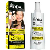 Alfaparf Flash Light Luzes Instantâneas Alta Moda 100 Gramas
